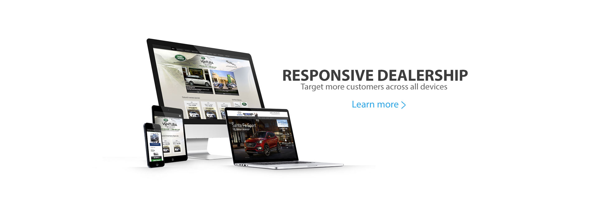 Dealer Responsive Websites
